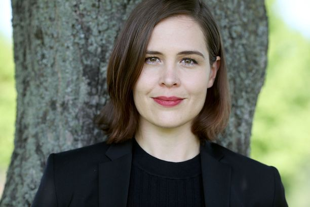 Ruut Sjöblom on ensimmäisen kauden kansanedustaja.