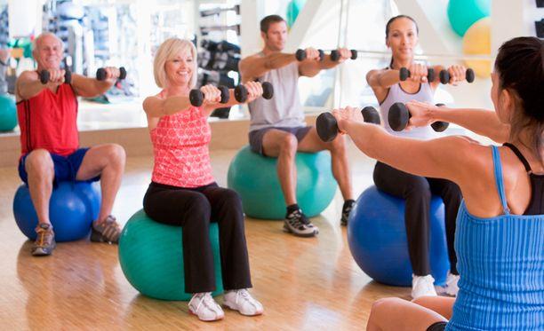 Liikunta toimii tehokkaasti masennusoireita vastaan.