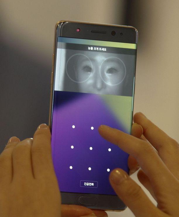 Samsung Galaxy Note 7 on viime vuoden puhutuin puhelin, mutta ei tosin hyvässä mielessä.