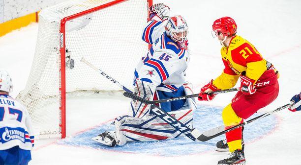 Pietarin SKA ja Jokerit pelaavat suunnitelmien mukaan pudotuspelit ensi tiistaista alkaen.