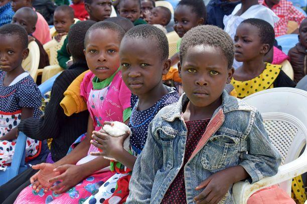 Kenian kisii-heimon tytöistä lähes jokainen tyttö joutuu silpomisen uhriksi.