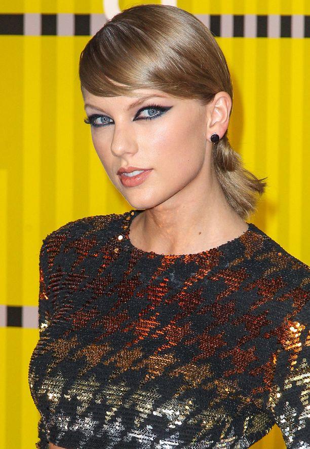 Taylor Swift on Instagramissa seuratuin tähti.