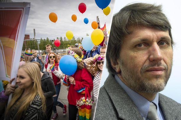 Professori Tapio Puolimatka katsoo, ettei Seta ole valmis avoimelle keskustelulle.