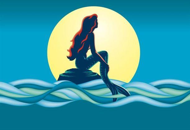 Ariel haaveilee elämästä meren ulkopuolella.
