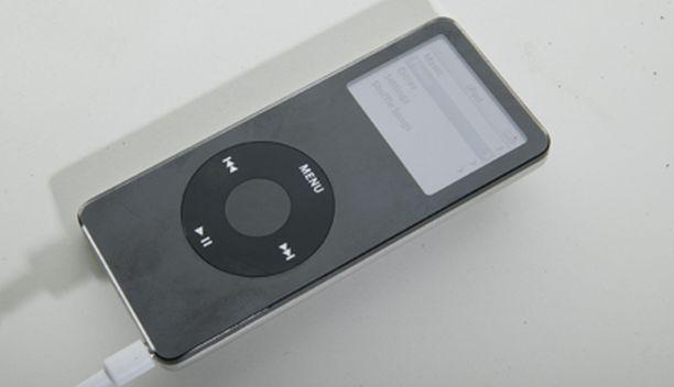 Apple oN tarjoutunut vaihtamaan joidenkin iPod Nano -laitteiden litium-akut.