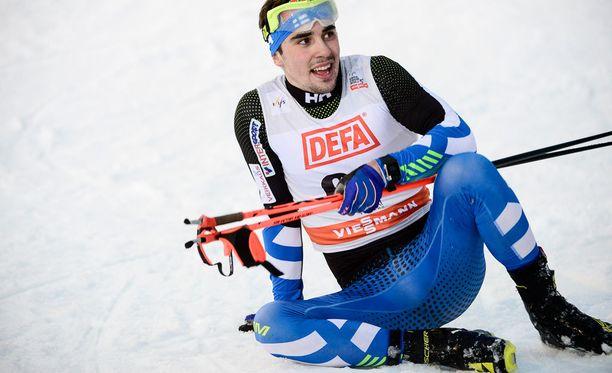 Ristomatti Hakola eteni toisen kerran perättäin Tour de Skillä sprintin välieriin.