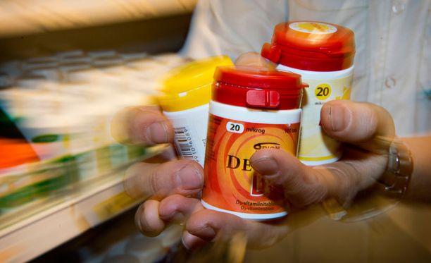 Vitamiinikohu ei ota laantuakseen.