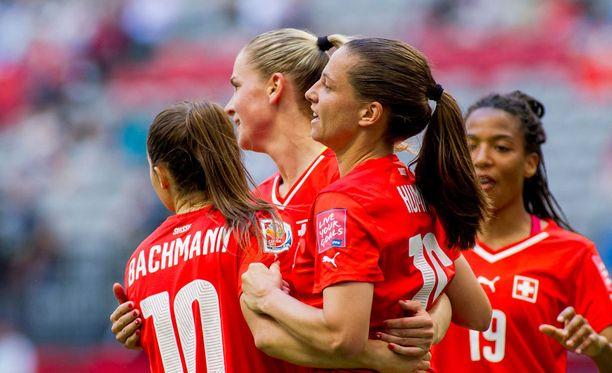 Naisten Jalkapallon Mm