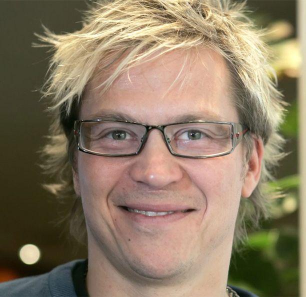 Petteri Nummelin on kiekkomaajoukkueen avainpelaajia.