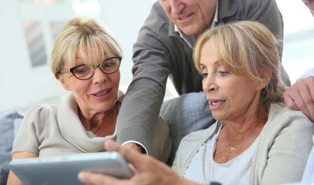 Yrittäjät työskentelevät usein vielä eläkkeellä ollessaan.
