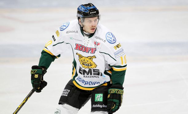 Jesse Niinimäen NHL-ura jäi haaveeksi.