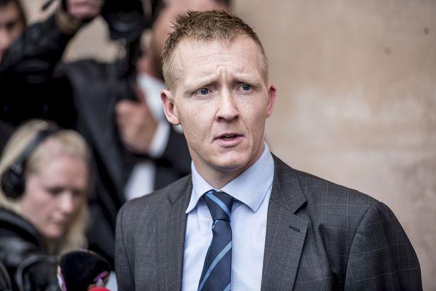 Syyttäjä Buch-Jepsen tviittasi Madsenin valituksesta.