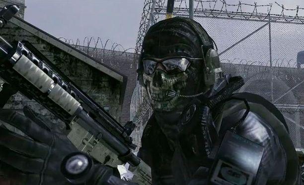 Call of Duty on suosittu sotapelisarja.