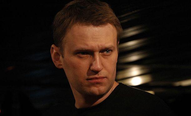 Aleksei Navalnyi on taistellut näkyvästi korruptiota vastaan Venäjällä.