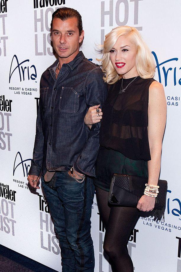 Avioeroa hakevat Gwen ja Gavin olivat 13 vuotta naimisissa.