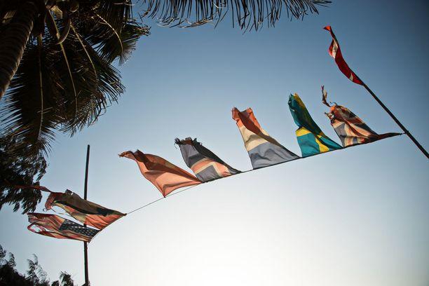 Turismi on yksi Gambian tärkeimmistä elinkeinoista.