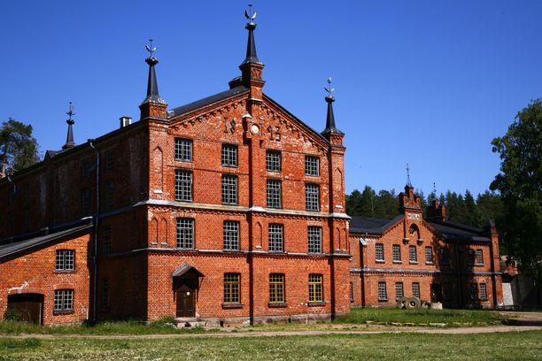 Verlan paperitehdasalue kuuluu Unescon maailmanperintökohteiden luetteloon.