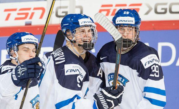 Jesse Puljujärvi pelasi uskomattomat kisat.