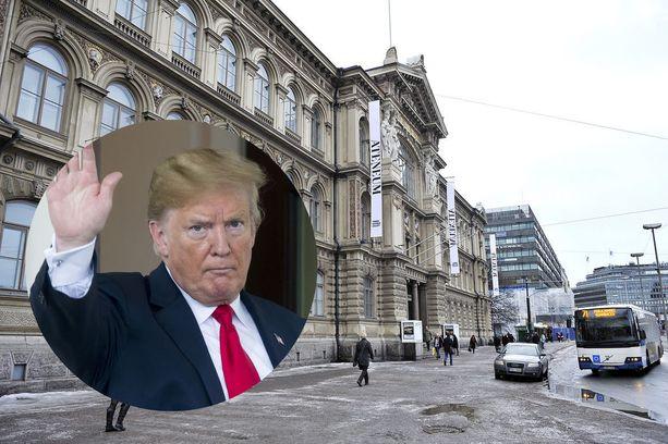 Helsinki Loves Trump