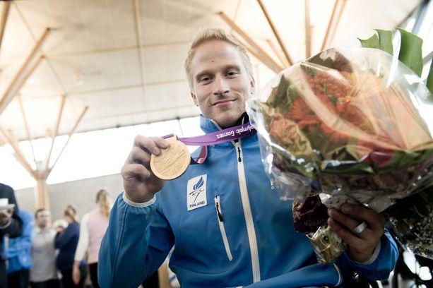Leo-Pekka tähti on hallinnut sadan metrin ratakelausta Ateenan olympiakisoista lähtien.