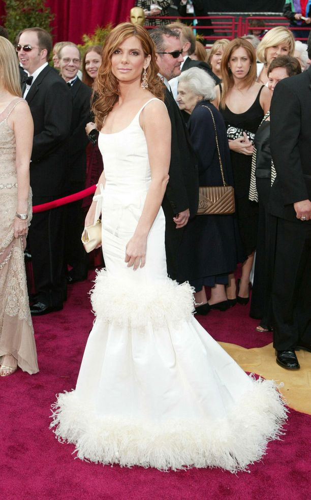 Bullock vuoden 2004 Oscar-gaalassa.