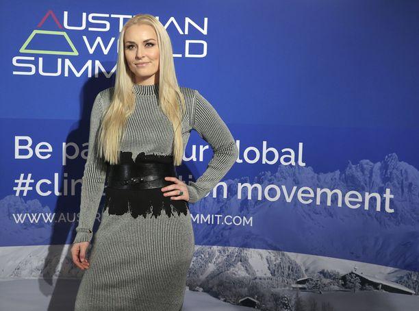 Lindsey Vonnin alppihiihtoura päättyi vuonna 2019.