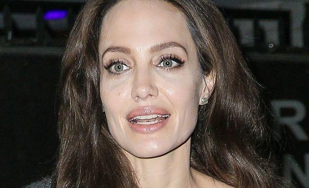 Angelina Jolieta pidetään yhtenä maailman kauneimmista näyttelijöistä.