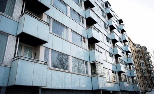 Otaniemessä on kesän aikana tapahtunut myös asuntomurtoja. Kuvituskuva.