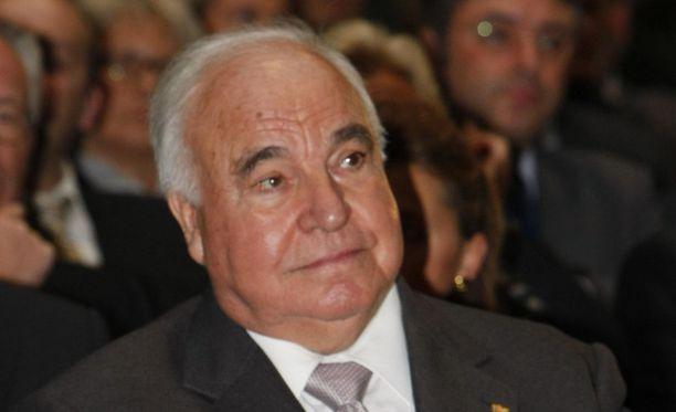 Helmut Kohlin muistotilaisuus järjestetään lauantaina 1. heinäkuuta.