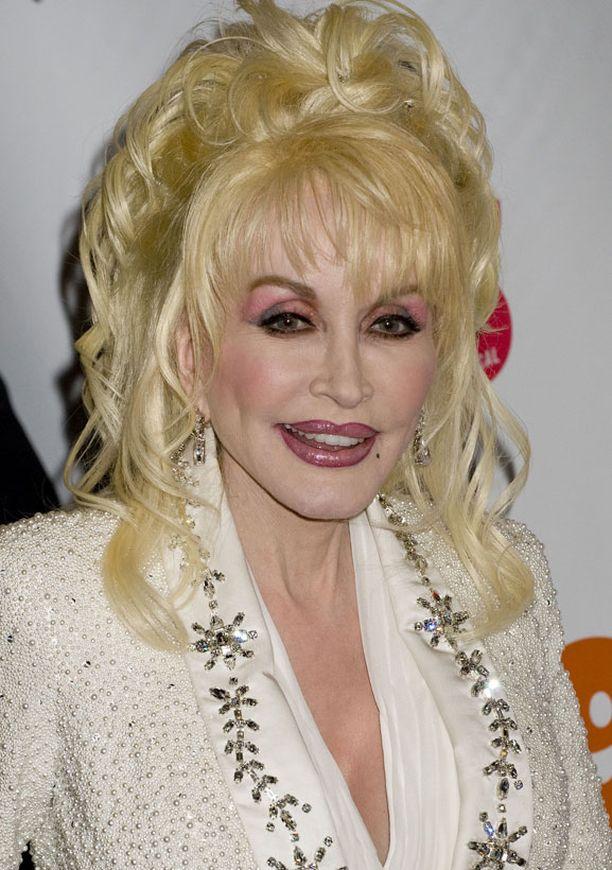 Dolly Partonilla on kokemuksia julkisuuden varjopuolista.