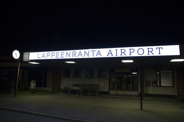 Ryanair lentää kahdesti viikossa suoraan Pohjois-Italian Bergamosta Lappeenrantaan. Kuvituskuva.