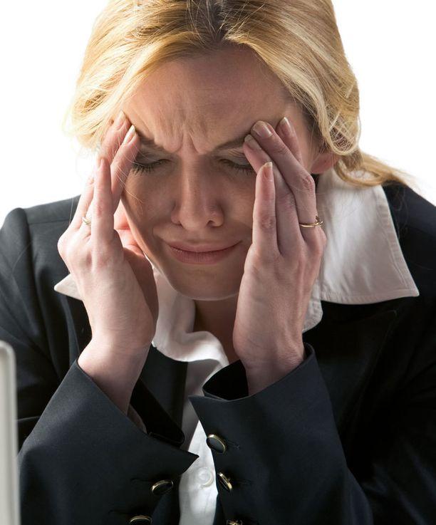 Stressihäiriö kehittyy traumaattisen kokemuksen seurauksena.
