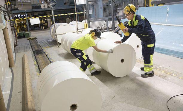 Neuvottelusopimuksen syntyminen tarkoittaa, että Paperiliiton julistama ylikielto ja paikallisen yhteistoiminnan kielto työpaikoilla eivät enää ole voimassa.