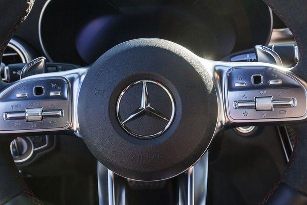 Mercedes-Benz saavutti mainetutkimuksessa kaikkien aikojen parhaan indeksiluvun.