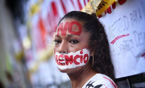 Toimittaja on taas tapettu Meksikossa, jossa on tänä vuonna saanut surmansa jo seitsemän journalistia.