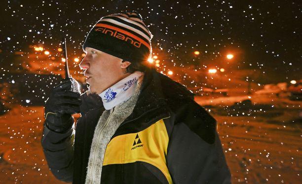 Sami Uotila vetämä Vihti Ski Center avaa ensimmäisenä Etelä-Suomessa tällä kaudella laskettelurinteen ja hiihtoladun.