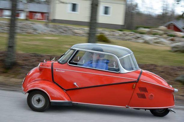 Messerschmitt Kääpiöauto