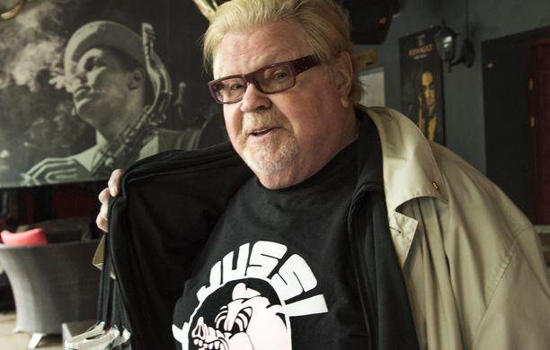Jussi Raittinen sai heinäkuussa sydänkohtauksen.