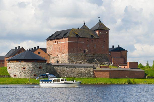 Hämeen linna kuuluu niihin museokohteisiin, joihin pääsee jälleen kesäkuun alussa.