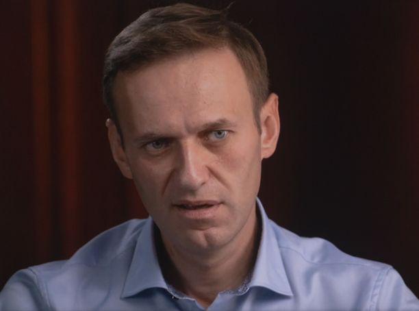 Navalnyin merkkipäivä kuluu vankilan seinien suojissa.