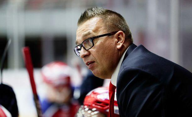 Ari-Pekka Selinin ura HIFK:ssa on alkanut nihkeästi.