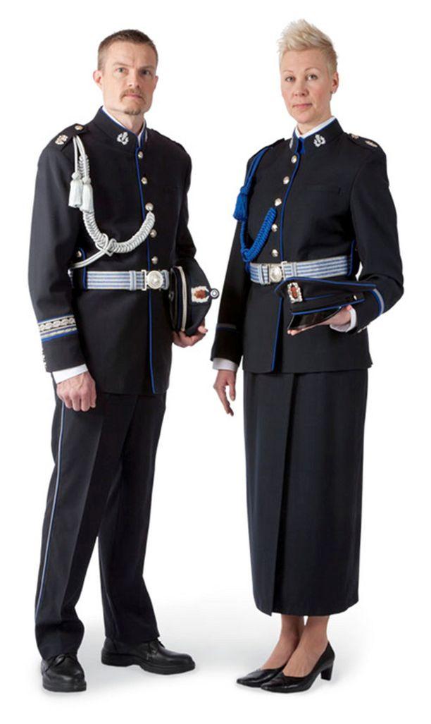 Poliisin Juhlapuku