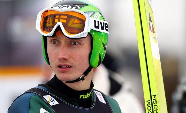 Hannu Manninen on nimetty yhdistetyn maailmancup-joukkueeseen.