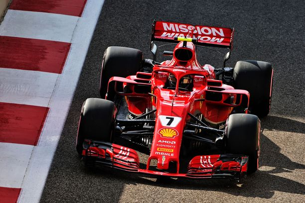 Kimi Räikkönen joutui tuomariston eteen vähäisen ajovirheen takia.