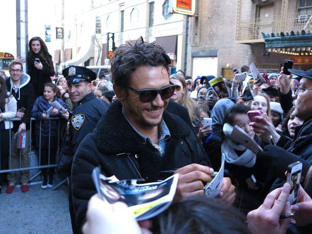 James Franco tunnetaan esimerkiksi elokuvista Milk, Mahtava Oz, The Interview ja The Disaster Artist.