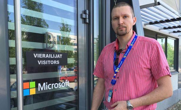 Microsoft Mobilen luottamusmies Kalle Kiili on puuhannut Lasse Laurikaisen kanssa uutta kansalaisaloitetta.
