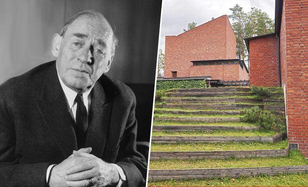 Alvar Aallon suunnittelema rakennus ihastutti lehden asiantuntijaraatia.