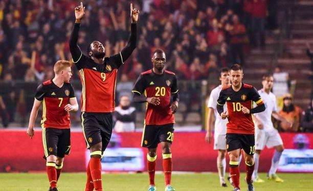 Romelu Lukaku tasoitti ottelun 89. minuutilla.