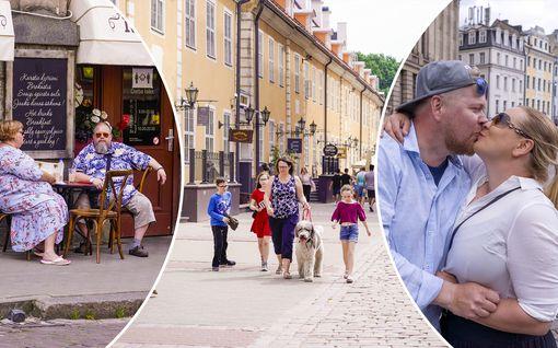 """""""Tallinna on jo nähty"""" - suomalaiset matkaavat nyt edulliseen Riikaan: terassituoppi voi irrota vain 2 eurolla"""