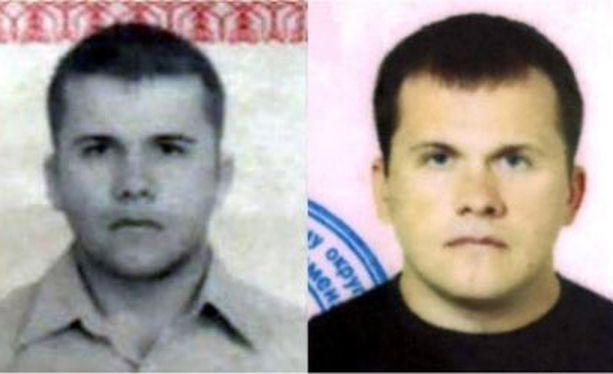 Bellingcatilla ei ollut vaikeuksia kaivaa esille julkisista lähteistä kopioita Alexander Miškinin vanhoista henkilöllisyystodistuksista.